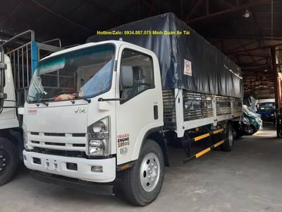 Bán xe tải Isuzu Vm 8T2 thùng dài 7 mét giao ngay 2