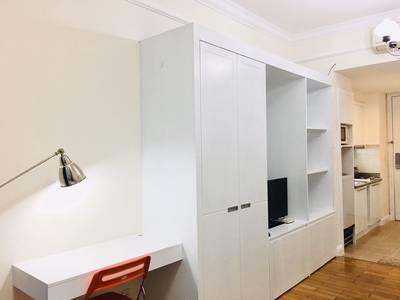 Cho thuê căn hộ Studio   The Manor, nhà đẹp, nội thất trắng sáng, view thoáng 3