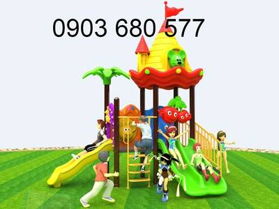 Cung cấp cầu trượt trẻ em cho trường mầm non, công viên, nhà hàng, khách sạn 1