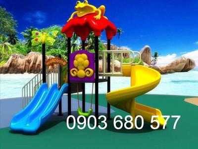 Cung cấp cầu trượt trẻ em cho trường mầm non, công viên, nhà hàng, khách sạn 2