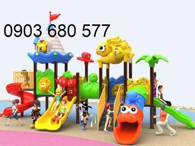 Cung cấp cầu trượt trẻ em cho trường mầm non, công viên, nhà hàng, khách sạn 4