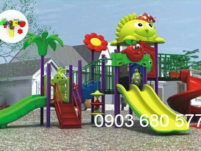 Cung cấp cầu trượt trẻ em cho trường mầm non, công viên, nhà hàng, khách sạn 6
