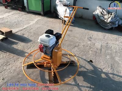 Các bước vận hành máy xoa nền bê tông 2