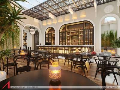 Beverly hills tiên phong căn hộ khách sạn 8