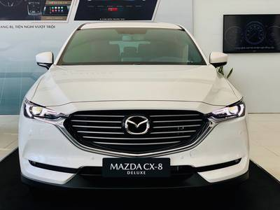Mazda Cx8 mới nhất 2021-Ưu đãi khủng khi liên hệ-Thanh toán 331tr nhận xe-Hỗ trợ hồ sơ vay 0