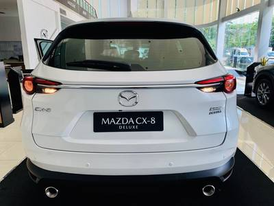 Mazda Cx8 mới nhất 2021-Ưu đãi khủng khi liên hệ-Thanh toán 331tr nhận xe-Hỗ trợ hồ sơ vay 8