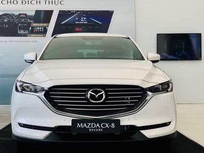Mazda Cx8 mới nhất 2021-Ưu đãi khủng khi liên hệ-Thanh toán 331tr nhận xe-Hỗ trợ hồ sơ vay 11