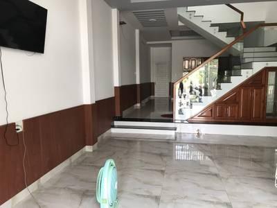 Cho thuê Nhà Mới 3 tầng 5PN đường 7.5m gần Phan Đăng Lưu 13tr/tháng 13