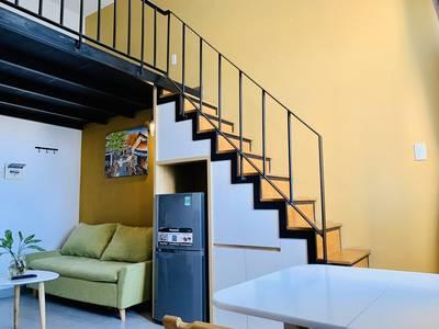 Cho thuê căn hộ CC mini ở Số 14, đường số 1, phường Bình Thuận, Q7 3