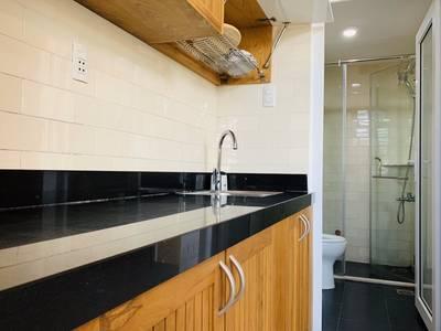 Cho thuê căn hộ CC mini ở Số 14, đường số 1, phường Bình Thuận, Q7 4