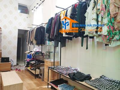 Sang nhượng cửa hàng quần áo Như Linh số 23C Lê Lợi, Ngô Quyền, Hải Phòng 2