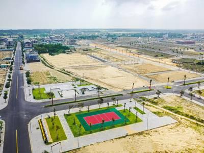 Bán lô đất đường 33m Dự án One World Regency 1