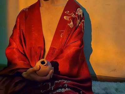 Cẩm Thượng Cẩn Sắt - Hồng Y bộ cổ trang nam đẹp mê hồn luôn 4
