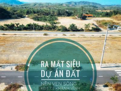 Sở hữu ngay 1 lô đất trung tâm khu đô thị mới ven Nha Trang 0