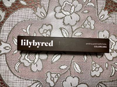 Kẻ mắt Mascara Lilybyred 9AM to 9PM Survival Colorcara 1