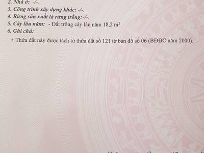 Chính chủ cần bán ô đất  78m mặt đường 336 Hà Trung,Hạ Long 3