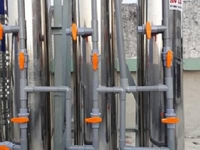 Lọc nước phèn với 3 cột lọc inox 304 cho sinh hoạt ăn uống, tắm giặt... 1