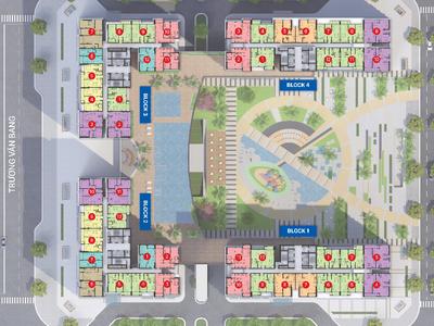 Bán căn hộ cao cấp Victoria Village Đồng Văn Cống, Thạnh Mỹ Lợi, Quận 2. TT 30 đến khi nhận nhà 0