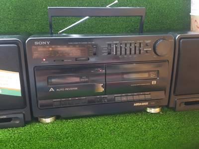Máy cassette sony cfs 710s 0