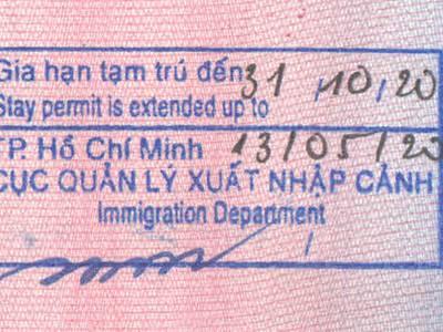 Dịch vụ gia hạn visa Việt Nam cho người nước ngoài 1