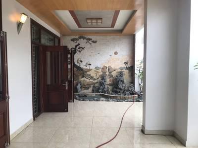 Cần bán nhà mặt phố Văn Lang Hạ Long 135m2x6t, có thang máy 2