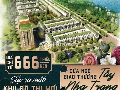 Siêu Phẩm đất nền biệt thự vườn Ven Sông Nha Trang, chỉ từ 666Tr 0