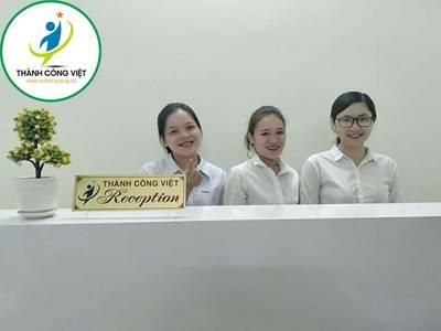 Học nghiệp vụ lễ tân khách sạn ở đà nẵng - trung tâm Thành Công Việt 1