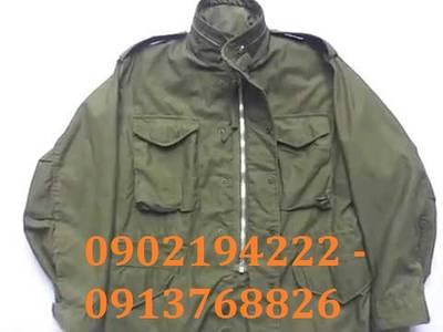 áo m65 cấp phát cho quân đội mỹ trong chiến tranh việt nam 2