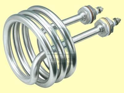 điện trở đun nước dạng xoắn ốc