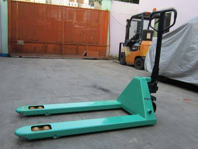 Xe nâng mitsulift 2 tấn 5 liên doanh nhật bản 0