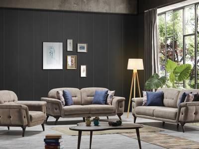 Ghế sofa phòng khách hiện đại - Bộ sofa hiện đại giá rẻ ở quận 2, quận 7 tại tphcm 1