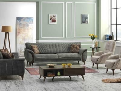 Ghế sofa phòng khách hiện đại - Bộ sofa hiện đại giá rẻ ở quận 2, quận 7 tại tphcm 8
