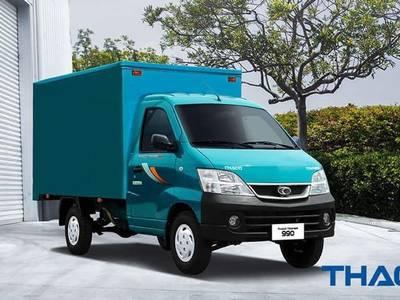 Thaco Towner cho mọi nhà tải 990Kg khuyến mại 100  phí trước bạ cho xe trong tháng 4 2