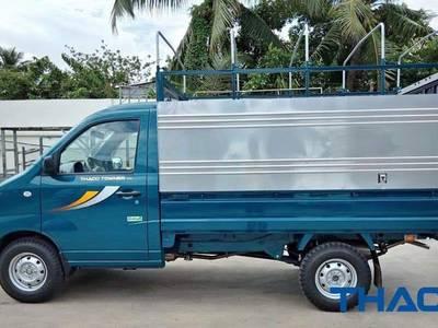Thaco Towner cho mọi nhà tải 990Kg khuyến mại 100  phí trước bạ cho xe trong tháng 4 0
