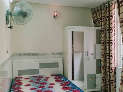 Cho thuê căn hộ tiện nghi, an ninh, giá rẻ, khu trung tâm Q1 2