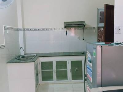 Cho thuê căn hộ tiện nghi, an ninh, giá rẻ, khu trung tâm Q1 3