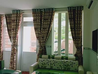 Cho thuê căn hộ tiện nghi, an ninh, giá rẻ, khu trung tâm Q1 5
