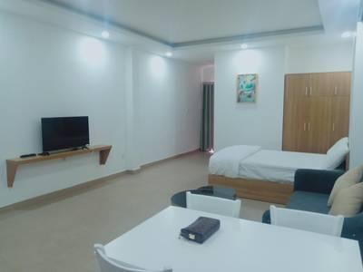 Cho thuê căn hộ 2 phòng ngủ cao cấp Nguyễn Văn Linh Đà Nẵng 54m2 6.5 triệu 1
