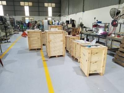 Dịch vụ đóng thùng gỗ máy móc chuyên nghiệp đáp ứng tiêu chuẩn xuất khẩu 0