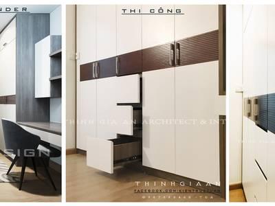 Chuyên thiết kế, thi công, sản xuất đồ nội thất 4