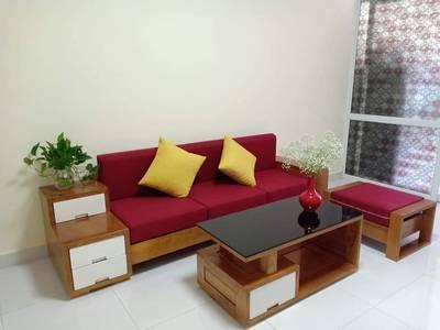 Cho thuê căn hộ chung cư Hoàng Huy đầy đủ nội thất giá rẻ... 1
