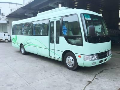 XE BUS FUSO ROSA - 29 ghế tại Thaco Bắc Ninh 3