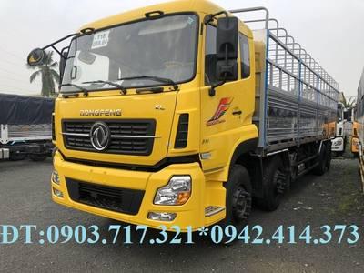Bán xe tải DongFeng 4 chân 17T9 / 17900Kg / xe tải DongFeng Hoàng Huy 4 chân 17T9 6