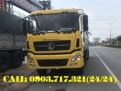 Bán xe tải DongFeng 4 chân 17T9 / 17900Kg / xe tải DongFeng Hoàng Huy 4 chân 17T9 3