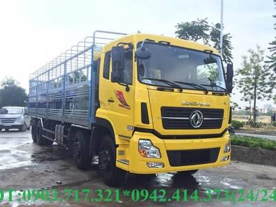 Bán xe tải DongFeng 4 chân 17T9 / 17900Kg / xe tải DongFeng Hoàng Huy 4 chân 17T9 1