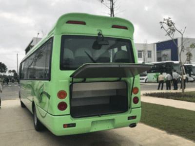 Giá xe 29 ghế nhập khẩu nhật bản, xe Fuso Rosa 29 ghế giá rẻ Hải Phòng 0