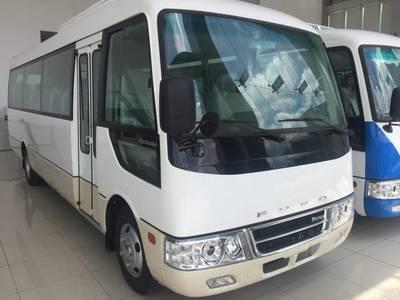 Giá xe 29 ghế nhập khẩu nhật bản, xe Fuso Rosa 29 ghế giá rẻ Hải Phòng 2