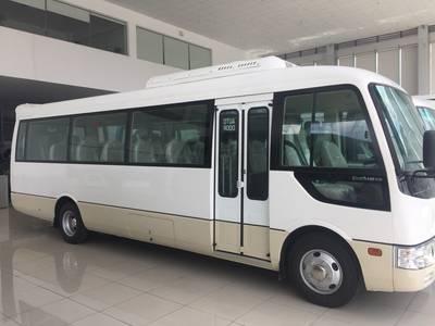 Giá xe 29 ghế nhập khẩu nhật bản, xe Fuso Rosa 29 ghế giá rẻ Hải Phòng 4
