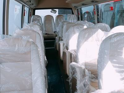 Giá xe 29 ghế nhập khẩu nhật bản, xe Fuso Rosa 29 ghế giá rẻ Hải Phòng 6