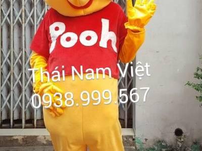 Mascot biểu diễn cho thuê giá rẻ tại Sài Gòn 1